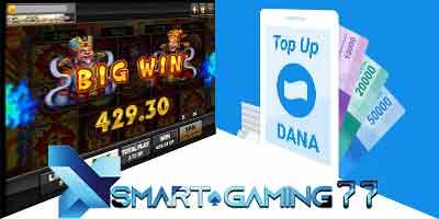 Daftar Slot Via Dana Provider Joker388 & Joker123